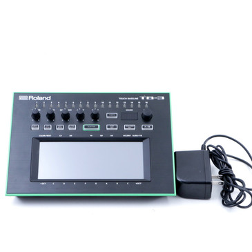 Roland TB-3 Touch Bassline Effects Processor & Power Supply P-07182