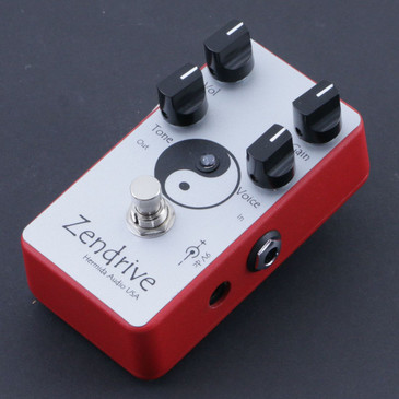 Hermida Audio Zendrive Overdrive Guitar Effects Pedal P-07172