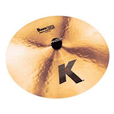 "Zildjian 16"" K Series Dark Medium Thin Crash Cymbal"
