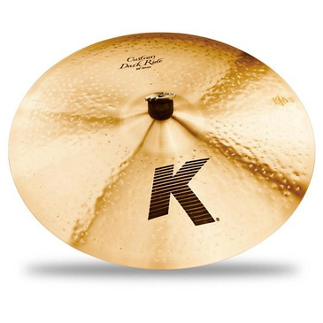 "Zildjian 20"" K Series Custom Dark Ride Cymbal"