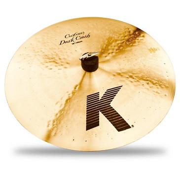"""Zildjian 16"""" K Series Custom Dark Crash Cymbal"""