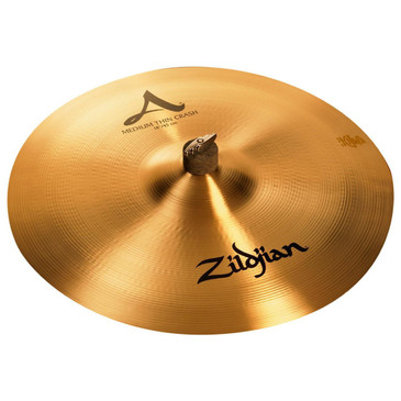 "Zildjian 18"" A Series Medium Thin Crash Cymbal"