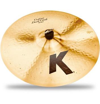 """Zildjian 18"""" K Series Custom Dark Crash Cymbal"""