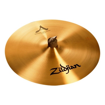 "Zildjian 16"" A Series Medium Thin Crash Cymbal"