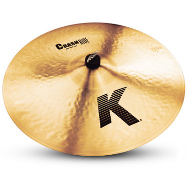 "Zildjian 20"" K Series Crash Ride Cymbal Traditional Finish"