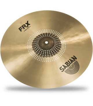 "Sabian 18"" FRX Crash Cymbal Natural Finish"