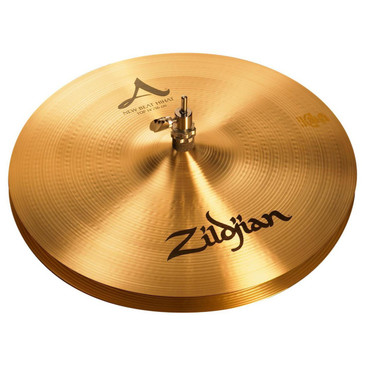 "Zildjian 14"" A Series New Beats Hi-Hat Cymbal Pair"