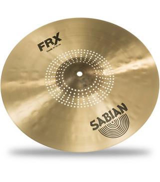 "Sabian 16"" FRX Crash Cymbal Natural Finish"