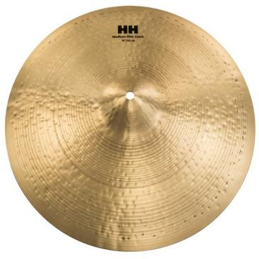 "Sabian 16"" HH Hand Hammered Crash Cymbal"