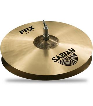 "Sabian 14"" FRX Hi-Hat Cymbal Pair Natural Finish"