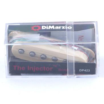 DimarzioDP423 Paul Gilbert Injector Bridge Single Coil PickupCream