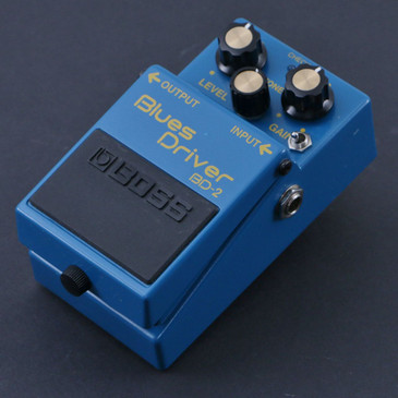 Keeley Boss BD-2 Blues Driver Overdrive Guitar Effects Pedal P-07192