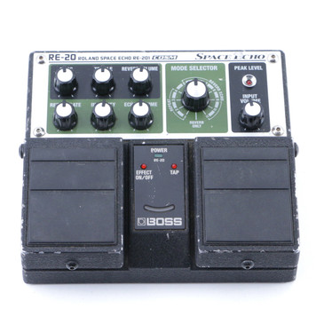 Boss RE-20 Roland Space Echo RE-201 Reverb Guitar Effects Pedal P-07218