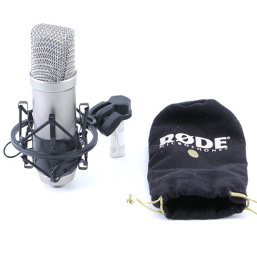 Rode NT1-A Condenser Cardioid Microphone MC-3207
