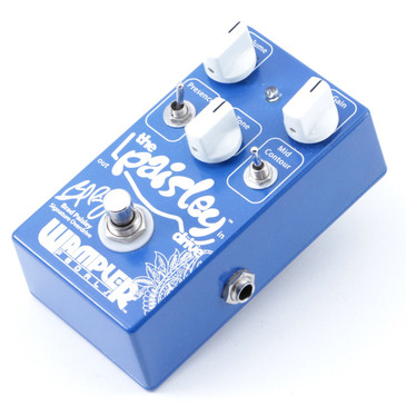 Wampler Paisley Drive Overdrive Guitar Effects Pedal P-07254
