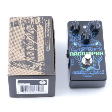 Catalinbread Naga Viper Treble Boost Guitar Effects Pedal P-07275