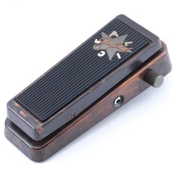 Dunlop JC95 Jerry Cantrel Wah Guitar Effects Pedal P-07268
