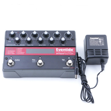 Eventide Harmonizer Pitch Factor Pitch Shifter Guitar Effects Pedal P-07264