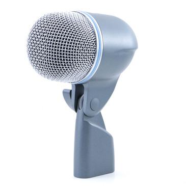 Shure Beta 52A Dynamic SuperCardioid Microphone MC-3245