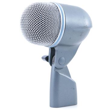 Shure Beta 52A Dynamic SuperCardioid Microphone MC-3232