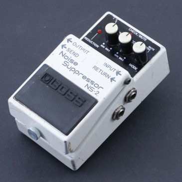 Boss NS-2 Noise Suppressor Noise Gate Guitar Effects Pedal P-07303