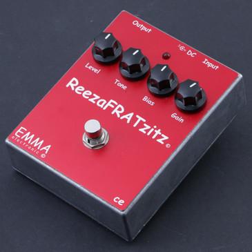 Emma ReezaFRATzitz Fuzz Guitar Effects Pedal P-07302