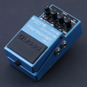 Boss HR-2 Harmonist Pitch Shifter Guitar Effects Pedal P-07301