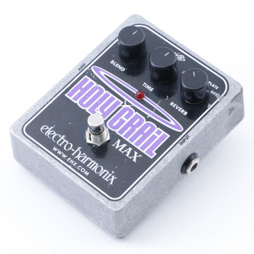 Electro-Harmonix Holy Grail Max Reverb Guitar Effects Pedal P-07292