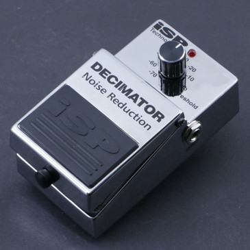 ISP Decimator Noise Gate Guitar Effects Pedal P-07320