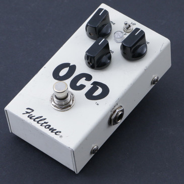 Fulltone OCD V3 (Rico) Overdrive Guitar Effects Pedal P-07317