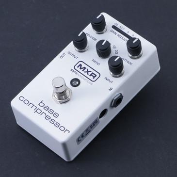 MXR M87 Bass Compressor Bass Guitar Effects Pedal P-07316