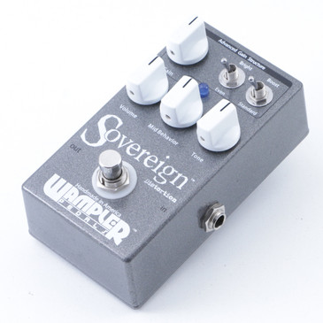 Wampler Sovereign Distortion Guitar Effects Pedal P-07313