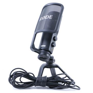 Rode NT-USB Condenser Cardioid Microphone MC-3288