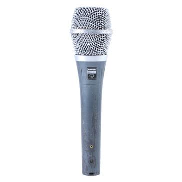 Shure Beta 87A Condenser SuperCardioid Microphone MC-3282