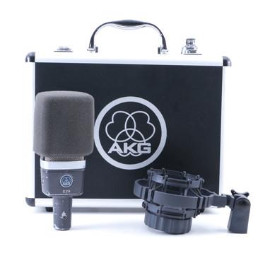 AKG C214 Condenser Cardioid Microphone MC-3276