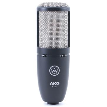 AKG P220 Condenser Cardioid Microphone MC-3255