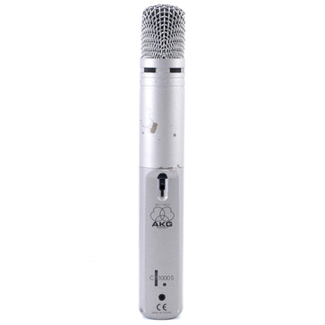 AKG C1000S Condenser Cardioid Microphone MC-3260