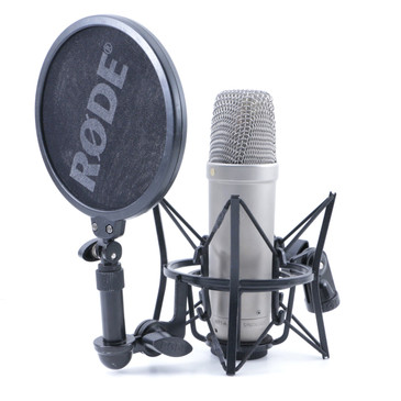 Rode NT1-A Condenser Cardioid Microphone MC-3272