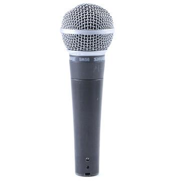 Shure SM58 Dynamic Cardioid Microphone MC-3254