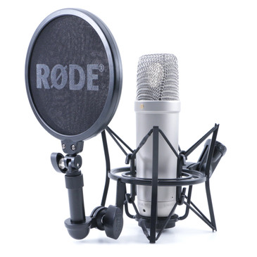 Rode NT1-A Condenser Cardioid Microphone MC-3274