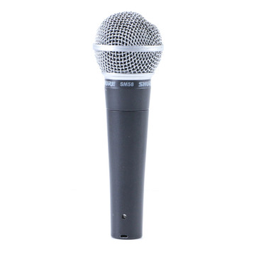 Shure SM58 Dynamic Cardioid Microphone MC-3265