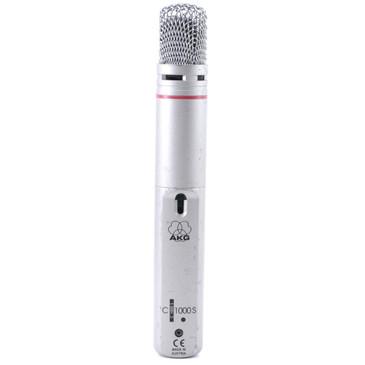 AKG C1000S Condenser Cardioid Microphone MC-3259