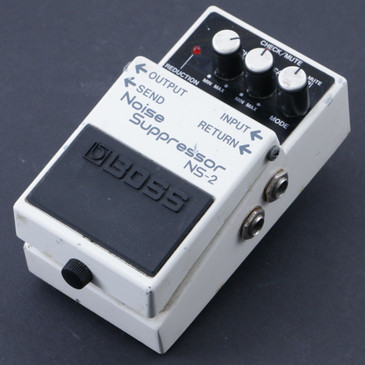 Boss NS-2 Noise Suppressor Noise Gate Guitar Effects Pedal P-07344