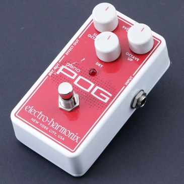 Electro-Harmonix Nano Pog Octave Guitar Effects Pedal P-07364