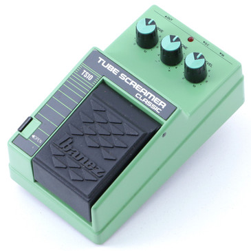 Ibanez TS10 Tube Screamer Classic Overdrive Guitar Effects Pedal P-07356