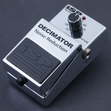 ISP Decimator Noise Gate Guitar Effects Pedal P-07377
