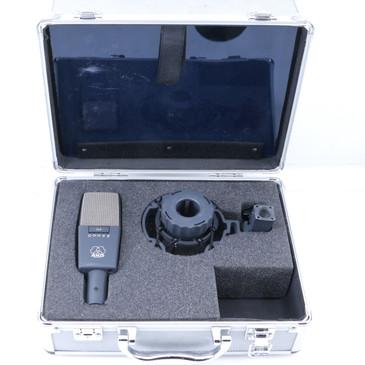 AKG C414B-XLS Condenser Multi-Pattern Microphone MC-3334