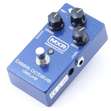 MXR M288 Bass Octave Deluxe  Bass Guitar Effects Pedal P-07456