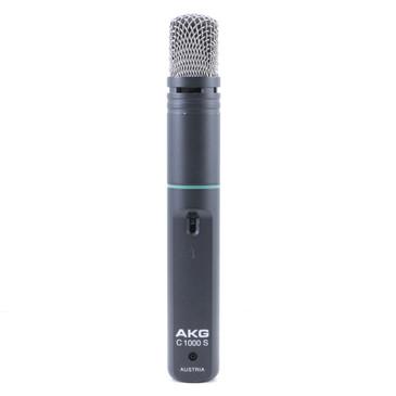 AKG C1000S Condenser Cardioid Microphone MC-3350