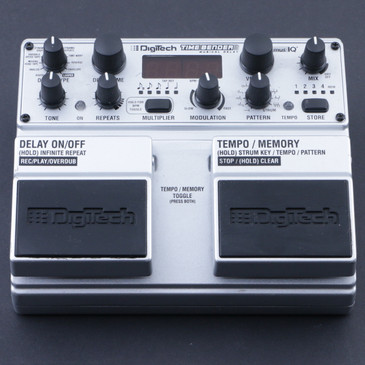 Digitech Time Bender Delay Guitar Effects Pedal P-07467